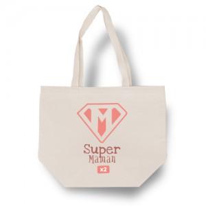 "Tote bag ""Super"""