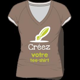 Tee-shirt Créa Femme