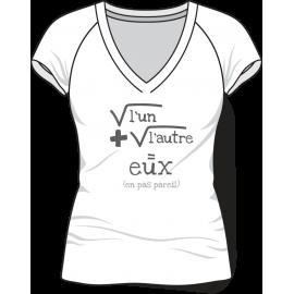 Tee-shirt Femmes Racine