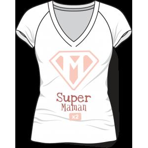 Tee-shirt Femmes Super