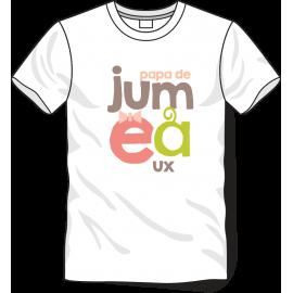 Tee-shirt Jumeaux