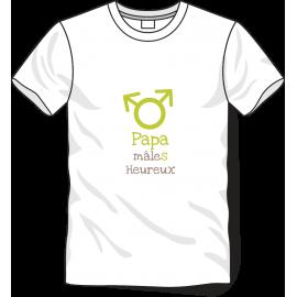 Tee-shirt Mâles