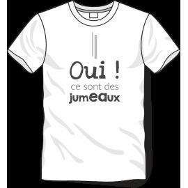 Tee-shirt Oui Homme