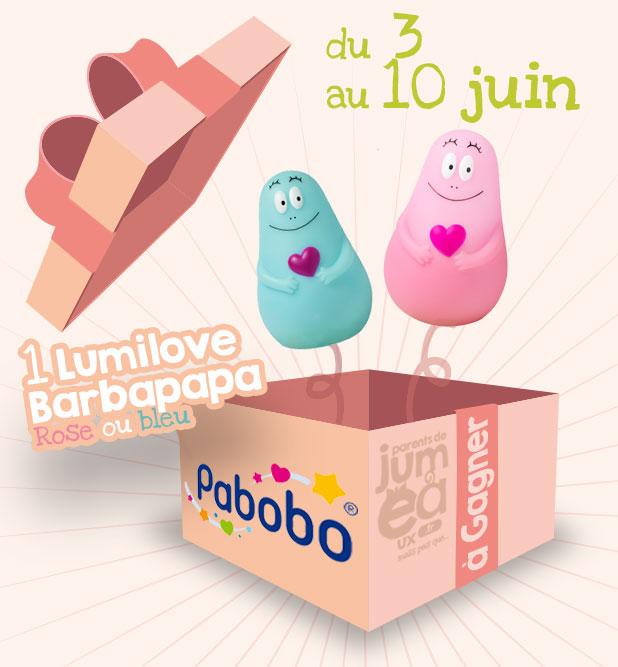 Anniversaire Concours #2 Lumilove Barbapapa
