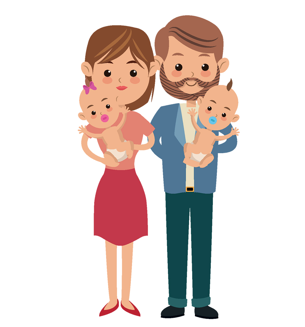 Comment rendre service à des Parents  De Jumeaux en 10 leçons !