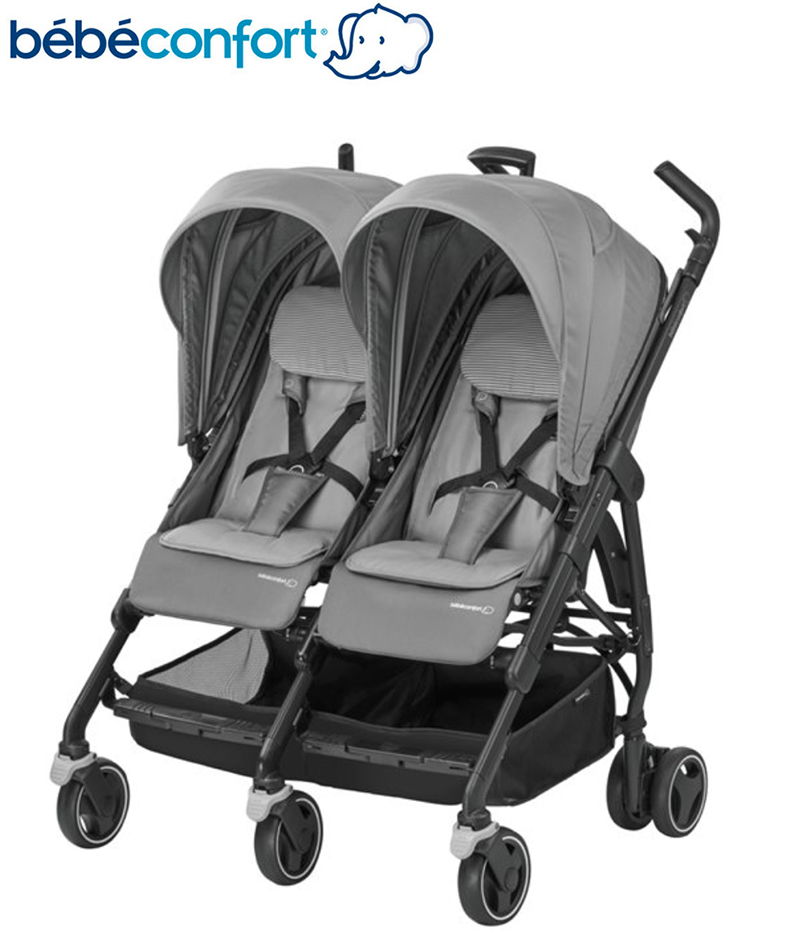 Poussette Canne Double : Bébé Confort - Dana For 2
