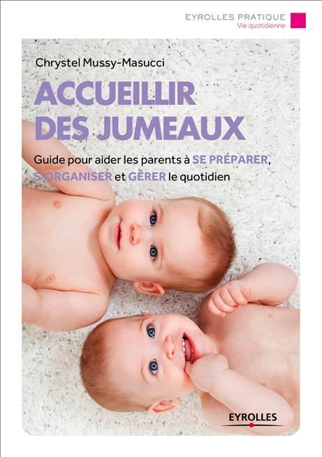 """Avis sur le livre """"Accueillir des Jumeaux"""" de Chystel Mussy-Masucci"""