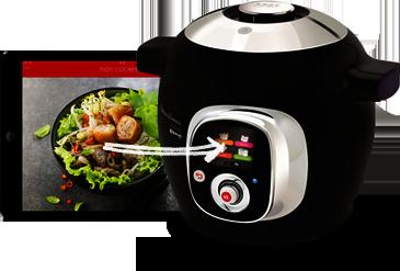 Le Cookéo de Moulinex, un appareil complémentaire à un robot multifonction ?