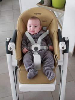 Photo sans le r ducteur - Chaise peg perego siesta ...