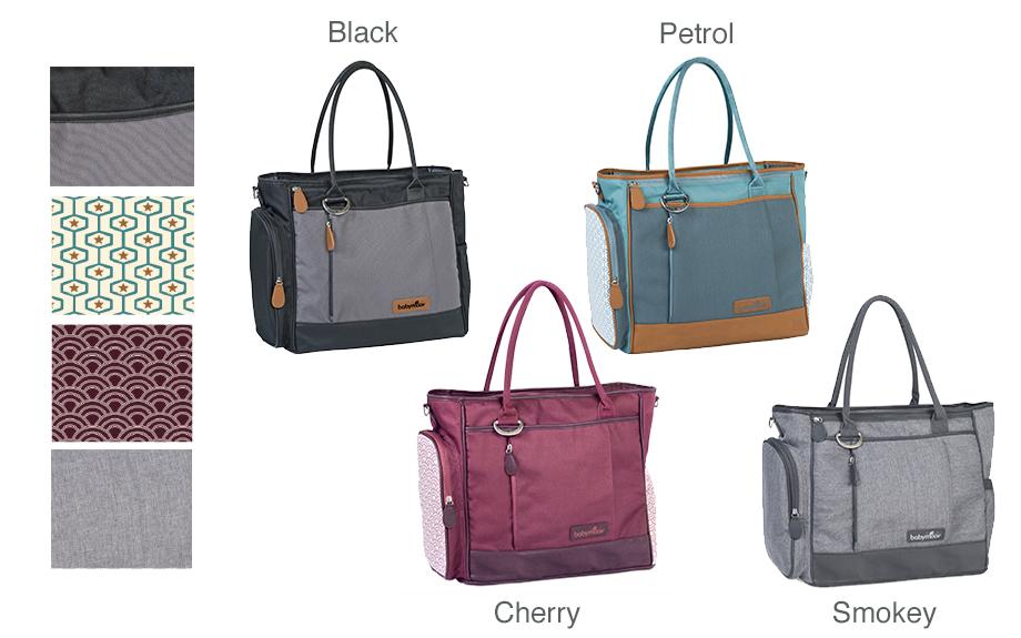Zoom sur l'Essential Bag de Babymoov
