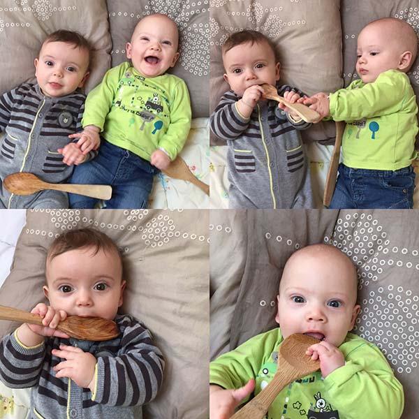 Que de changements ces derniers jours pour nos bébés !