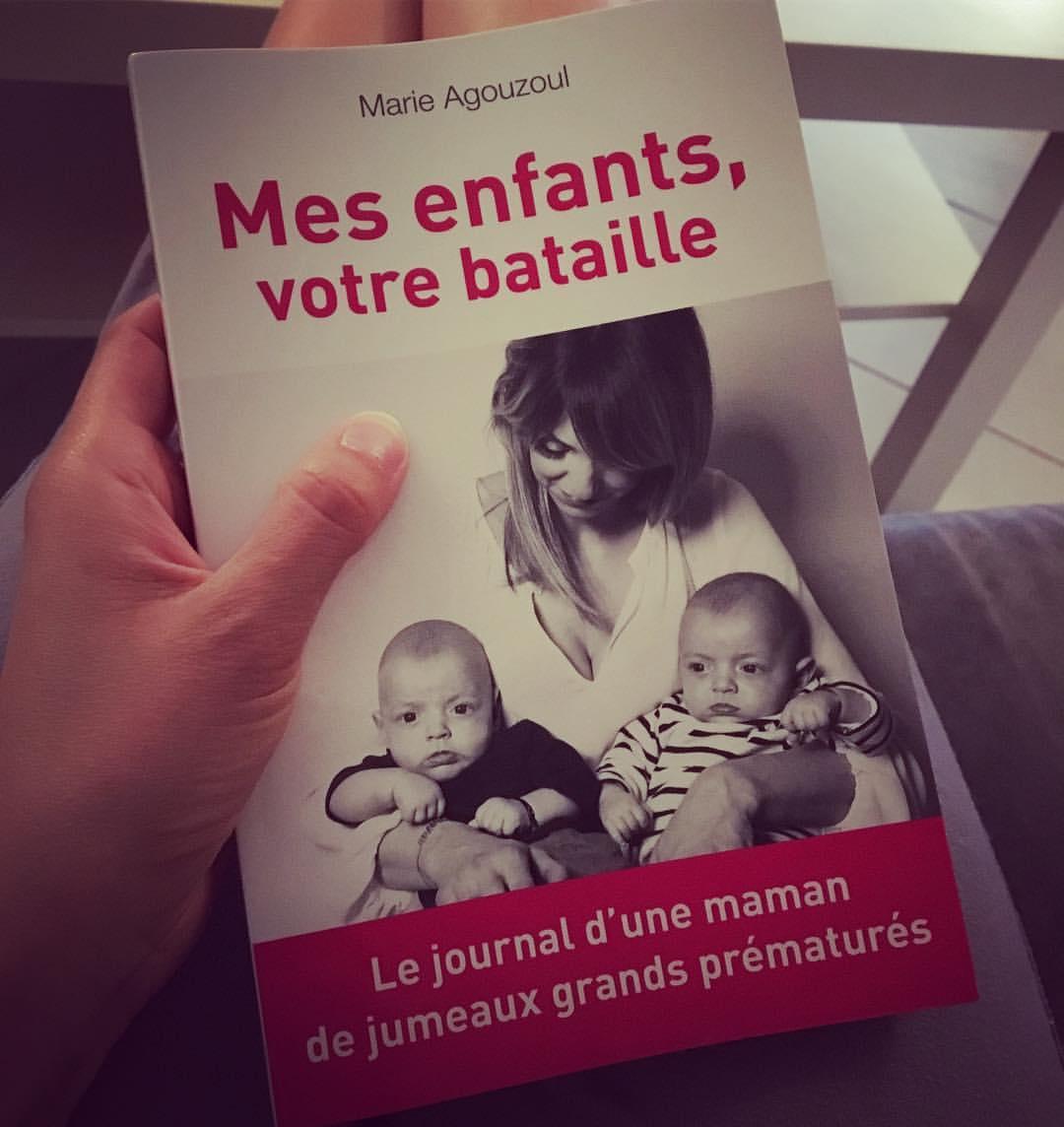 """Avis sur le livre """"Mes enfants, Votre Bataille"""" de Marie Agouzoul"""